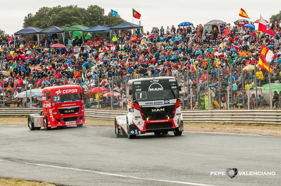Circuito Jarama : Gran premio camión de españa en el circuito del jarama race